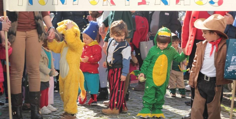 Carnaval nos monfortinhos