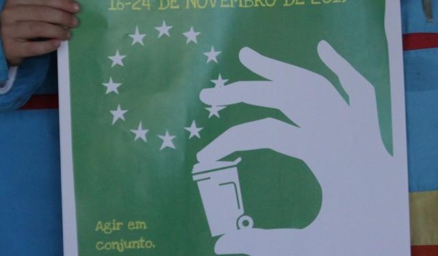 Semana Europeia da Prevenção dos Resíduos