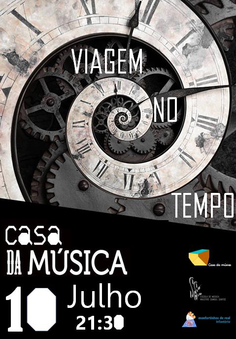 """Concerto do coral do monfortinhos – """"Viagem no Tempo"""""""